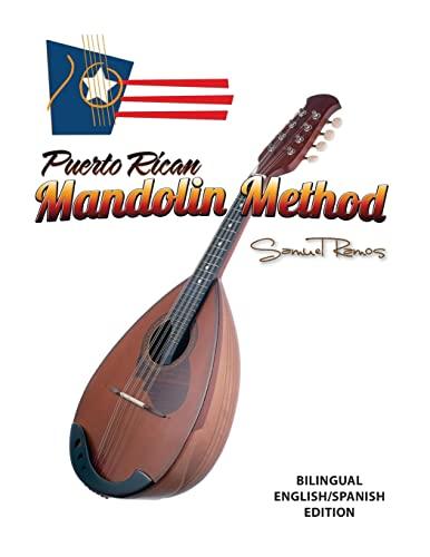 9781468180060: Puerto Rican Mandolin Method: Samuel Ramos