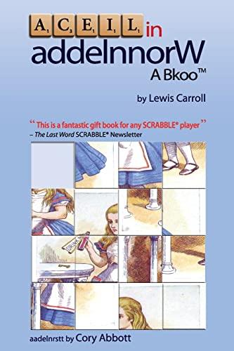 Aceil in addelnnorW A Bkoo: Lewis Carroll