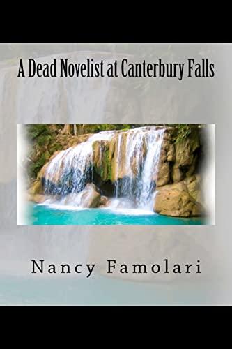 9781468197617: A Dead Novelist at Canterbury Falls