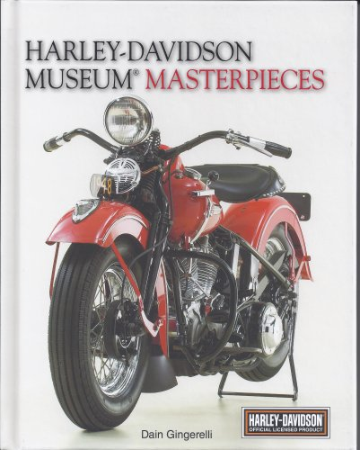 9781468265804: Harley-Davidson Museum Masterpieces