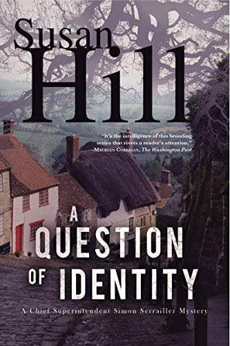 9781468300505: A Question of Identity (Chief Superintendent Simon Serrailler Mystery)