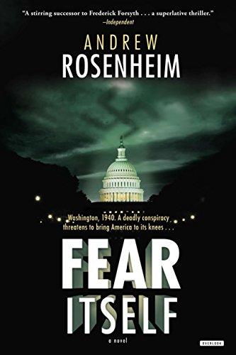 9781468300727: Fear Itself: A Novel