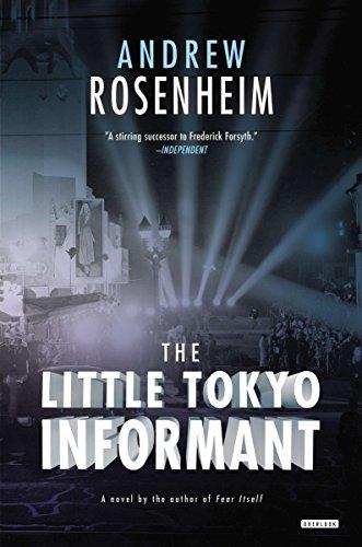 9781468300734: The Little Tokyo Informant