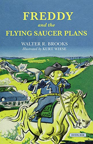 9781468303193: Freddy and the Flying Saucer Plans (Freddy the Pig)