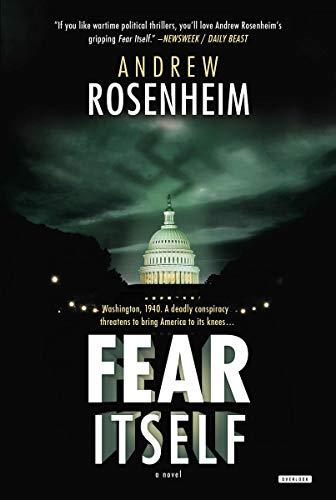 9781468307030: Fear Itself: A Novel