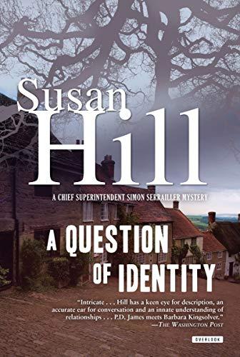 9781468307122: A Question of Identity: A Simon Serrailler Mystery (Chief Superintendent Simon Serrailler Mystery)