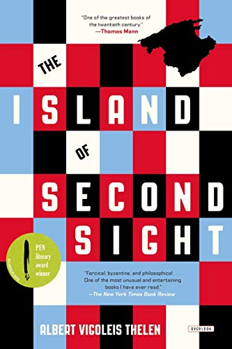 9781468307139: The Island of Second Sight: From Applied Recollections of Vigoleis