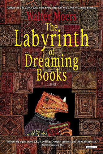 The Labyrinth of Dreaming Books: Walter Moers