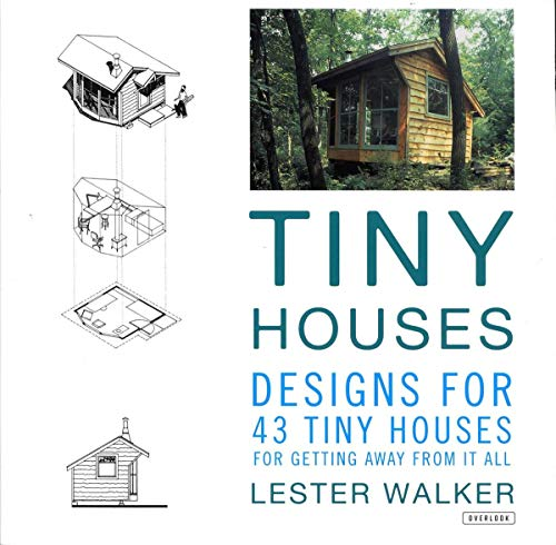 9781468307375: Tiny Houses: Designs for 43 Tiny Houses