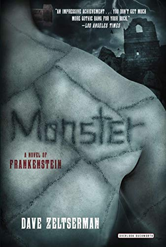 9781468308211: Monster: A Novel of Frankenstein