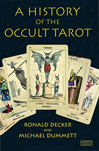 9781468308594: A History of the Occult Tarot