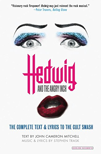 9781468308648: Hedwig and the Angry Inch: New, October edition