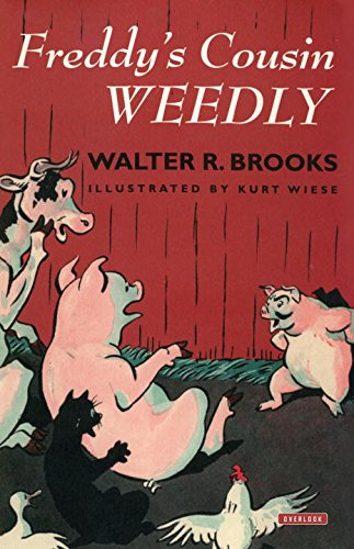 9781468309140: Freddy's Cousin Weedly (Freddy the Pig)