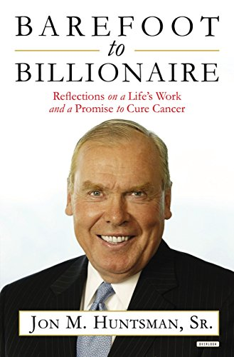 9781468309324: Barefoot to Billionaire: Reflections on a Life's Work and a Promise to Cure Cancer