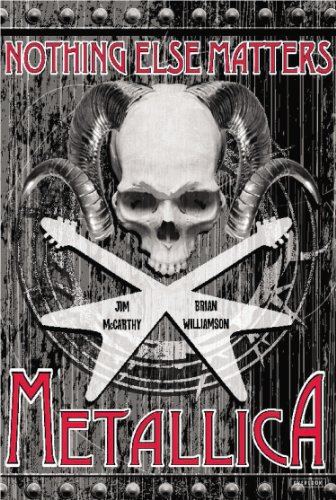 9781468309430: Metallica: Nothing Else Matters: The Graphic Novel