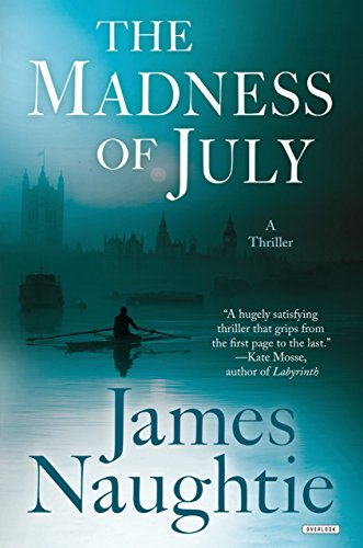 9781468309614: The Madness of July: A Thriller