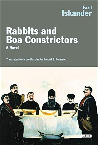 9781468309706: Rabbits and Boa Constrictors: A Novel