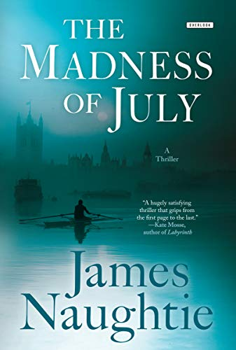 9781468311662: The Madness of July: A Thriller