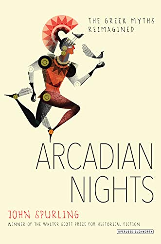 9781468311792: Arcadian Nights: The Greek Myths Reimagined