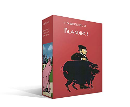9781468312195: The Blandings Boxed Set: The Collectors Wodehouse