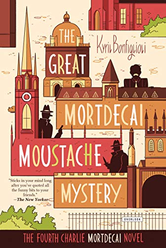 9781468312218: The Great Mortdecai Moustache Mystery