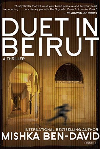 9781468313000: Duet in Beirut