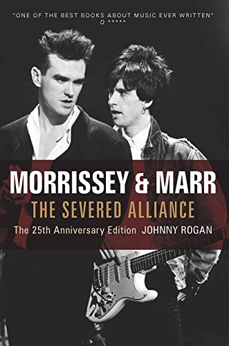 9781468313130: Morrissey & Marr: The Severed Alliance