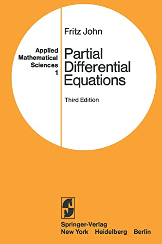 9781468400618: Partial Differential Equations