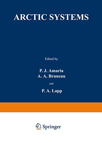 9781468408010: Arctic Systems (Nato Conference Series)