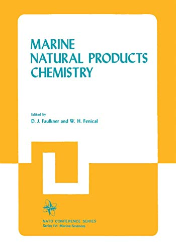 9781468408041: Marine Natural Products Chemistry (Nato Conference Series)