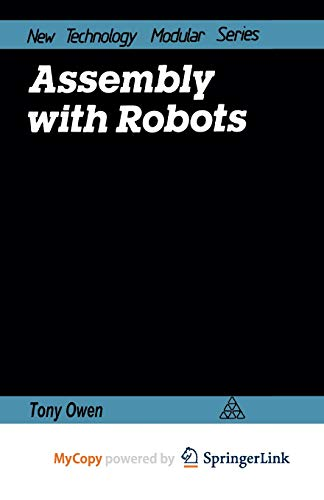 9781468415018: Assembly with Robots