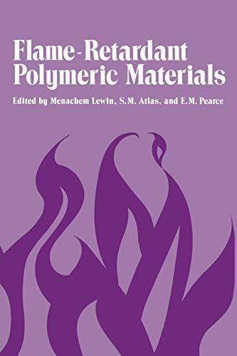 9781468421507: Flame-Retardant Polymeric Materials