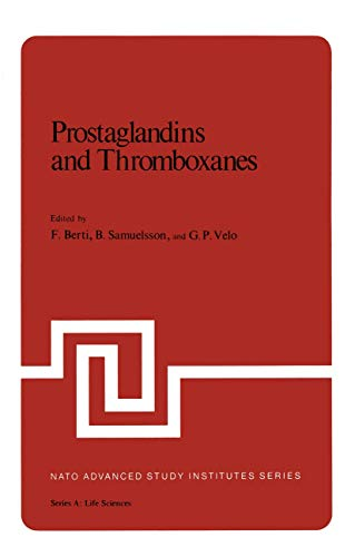 Prostaglandins and Thromboxanes
