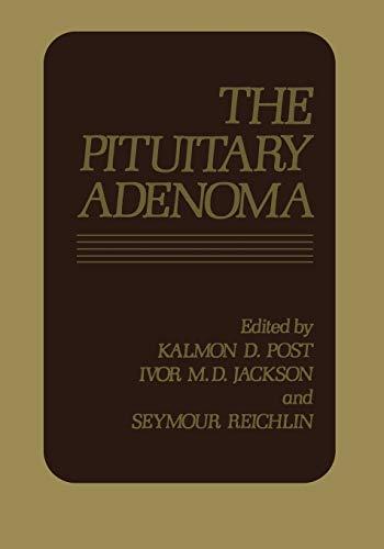 9781468436709: The Pituitary Adenoma
