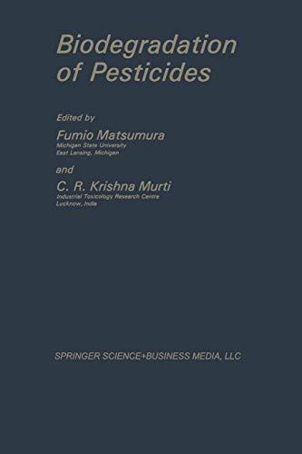 9781468440904: Biodegradation of Pesticides