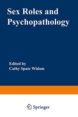 9781468445640: Sex Roles and Psychopathology