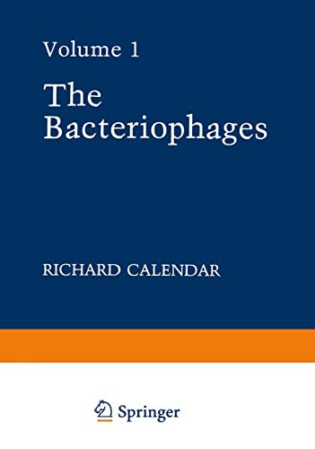 9781468454260: The Bacteriophages: Volume 1 (The Viruses)