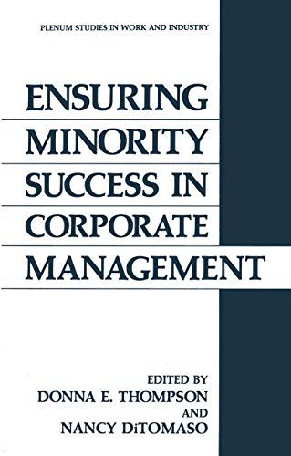 Ensuring Minority Success in Corporate Management