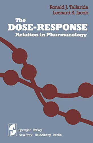 9781468462678: The Dose―Response Relation in Pharmacology