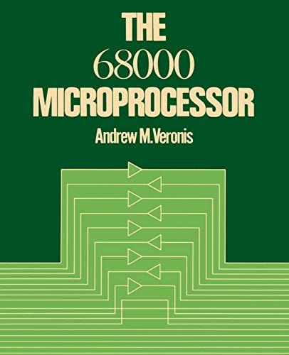 9781468466492: The 68000 Microprocessor