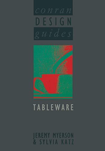 9781468466553: Conran Design Guides Tableware