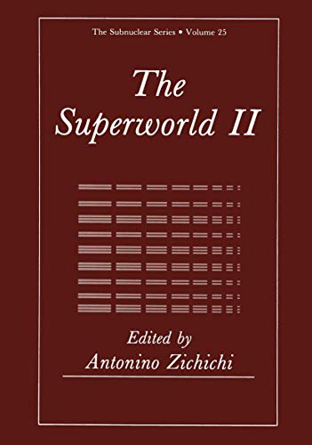 9781468474695: The Superworld II (The Subnuclear Series)