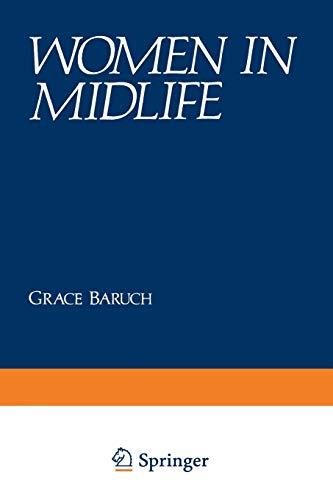 Women in Midlife (Women in Context): Springer