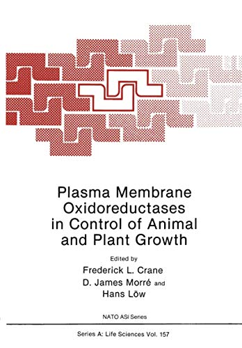 9781468480313: Plasma Membrane Oxidoreductases in Control of Animal and Plant Growth (Nato Science Series A:)