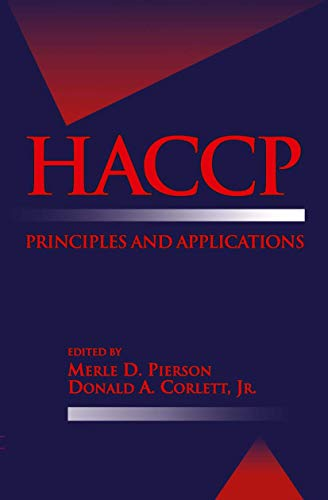 9781468488203: HACCP: Principles and Applications