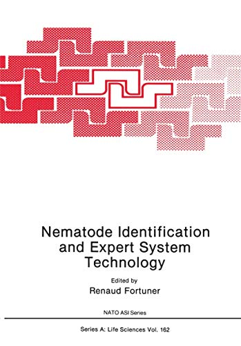 9781468490183: Nematode Identification and Expert System Technology (Nato Science Series A:)