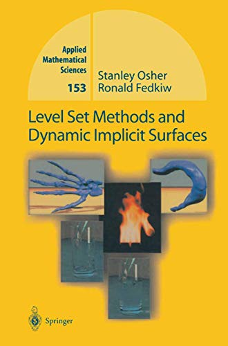 9781468492514: Level Set Methods and Dynamic Implicit Surfaces (Applied Mathematical Sciences)