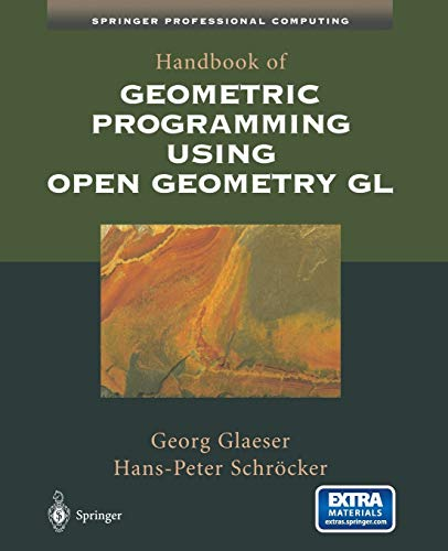 9781468492897: Handbook of Geometric Programming Using Open Geometry Gl