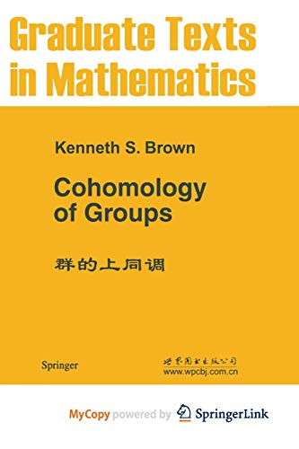 9781468493283: Cohomology of Groups