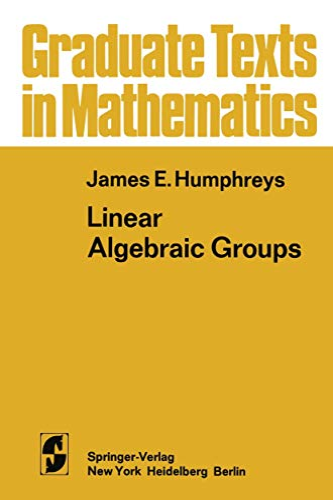 9781468494457: Linear Algebraic Groups